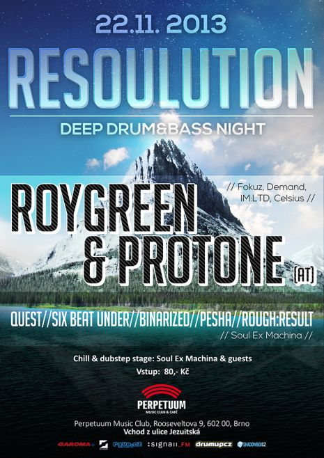 Resoulution Flyer